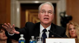 Tom Price questioned over past tobacco investments