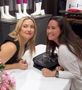 Kate Hudson Defends Fabletics: You Can't Please Everyone