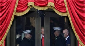 The historical impact of Trump's inauguration