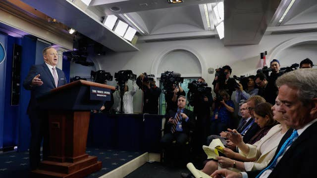 Is the media giving the Trump White House a fair chance?