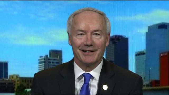 Gov. Hutchinson: Obamacare has done enough damage