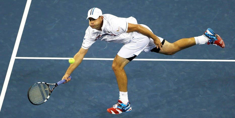 Tennis Champion Andy Roddick on his induction into the International Tennis Hall of Fame and his investment in a new app.