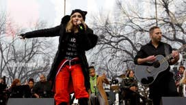 Giuliani: Madonna should be questioned by Secret Service