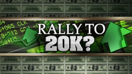 What's keeping the Dow from 20k?