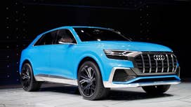Audi Concept SUV to become a reality