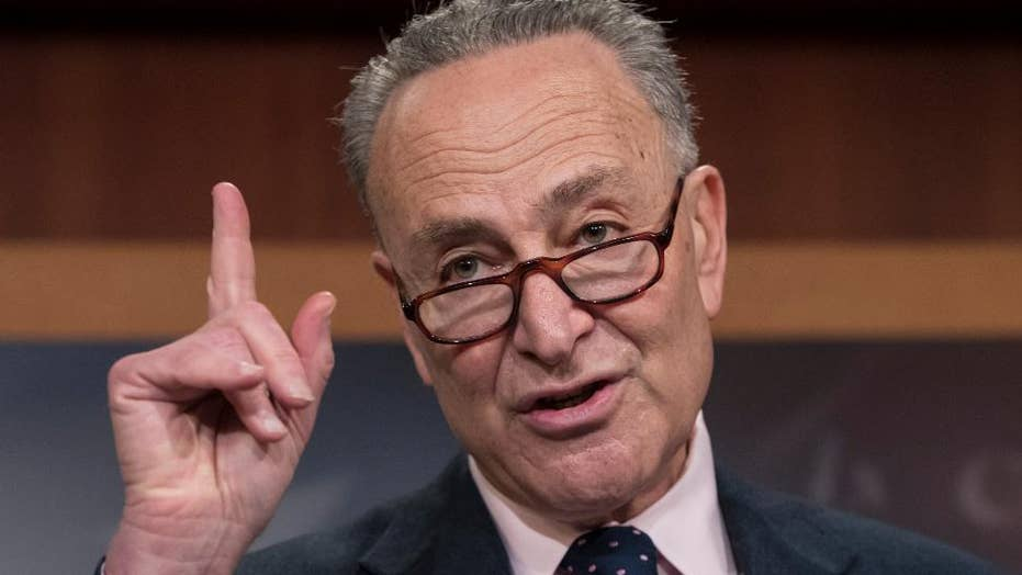 Fmr. NYPD Commissioner: Didn't see Schumer crying during 9/11