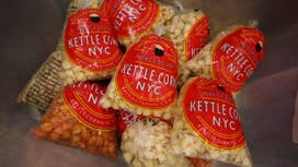 National Popcorn Day: All Hail the Kettle Corn King