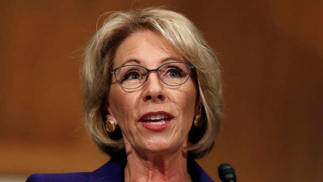 Debbie Wasserman Schultz: Betsy DeVos is an enemy of the public schools