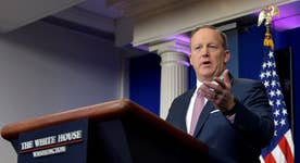 Sean Spicer tries to press reset button with media