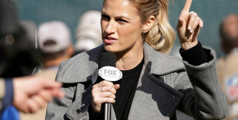Erin Andrews talks to FOXBusiness.com's Jade Scipioni about fitness, women in the NFL, and her mission to strengthen stalking laws.