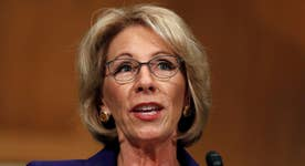Education Secretary nominee Betsy DeVos grilled on the Hill