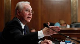 Trump's HHS Secretary-nominee Rep. Tom Price's investments in question