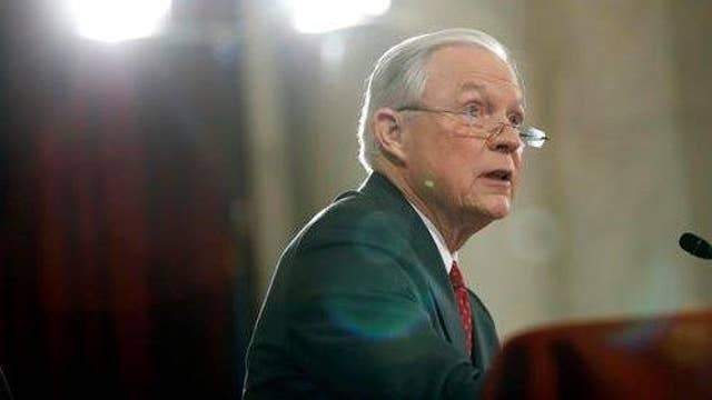 Could Sessions be rejected for Attorney General?
