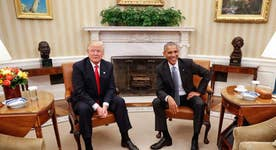 The transition from Obama's values to Trump's values