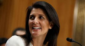 Fmr. Amb. Young: Gov. Haley was a very good choice for U.N. Ambassador