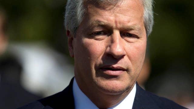 JPMorgan Chase CEO Jamie Dimon: Optimistic economy will go north of 3%