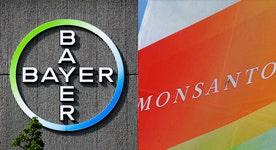 Bayer, Monsanto execs meet with President-elect Trump