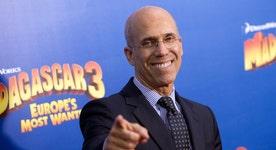 DreamWorks replaces Katzenberg as CEO