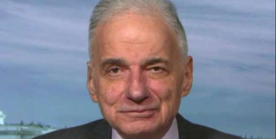 Former presidential candidate Ralph Nader discusses the Electoral College.