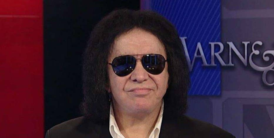Gene Simmons of KISS on Kim Kardashian and his new Rock & Brew casino and resort in Oklahoma.