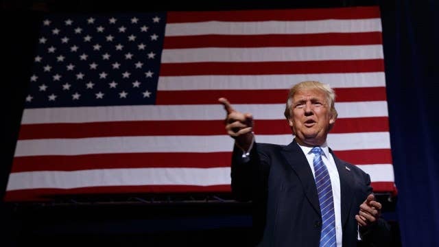 Trump pushes to drive auto industry back to U.S.