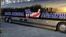 Star Coaches owner hauls supporters to Trump's inauguration