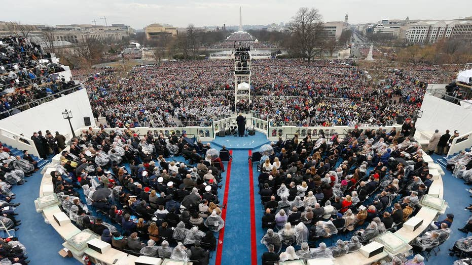 Breaking down Trump's inauguration speech