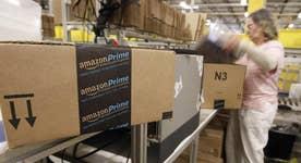 Amazon adding 100K U.S. jobs