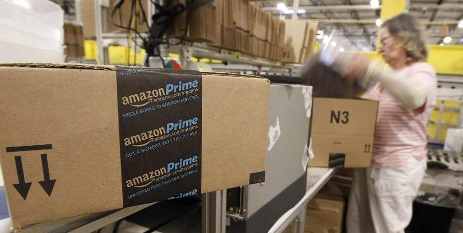 Amazon announced it will add 100,000 full-benefit jobs in the next 18 months. FBN's Ashley Webster and Fox News Contributor Rachel Campos-Duffy with more.