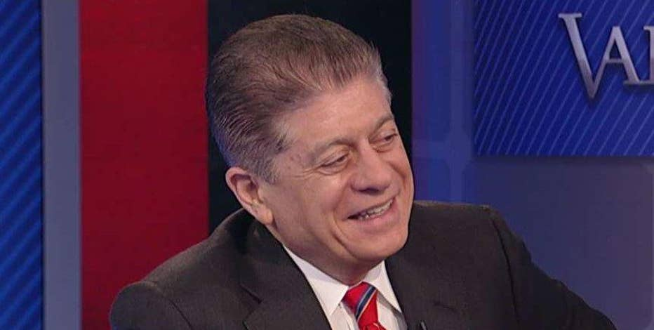 Fox News Senior Judicial Analyst Judge Andrew Napolitano on his one-on-one meeting with President-elect Trump in Trump Tower.