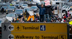 How Trump's travel ban impacts airports across the U.S.