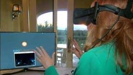 New virtual reality technology