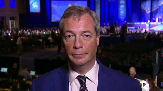 Nigel Farage: Mainstream Media is Losing the Battle Big Time