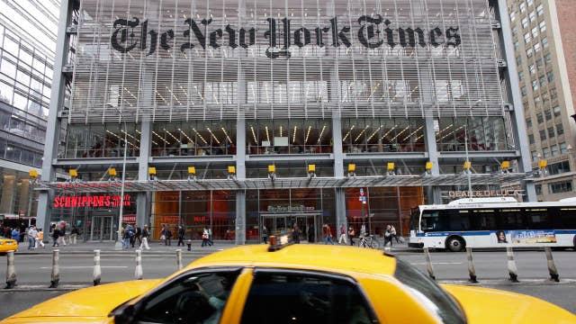 Gaspo: Sources say NY Times to create Trump-finance probe unit