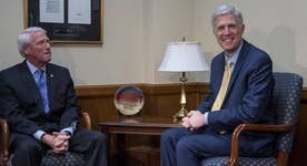 Sen. Roger Wicker on his meeting with Judge Gorsuch