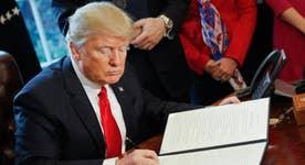 Fmr. Virginia AG: Trump should revise immigration order