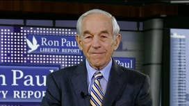 Ron Paul's take on presidential war power