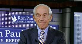 Ron Paul's take on presidential war power