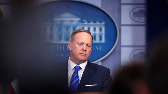 Sean Spicer: Trump's actions have helped spur job creation