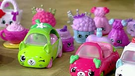 YouTube's role in the Shopkins phenomenon