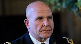 Trump names H.R. McMaster national security advisor