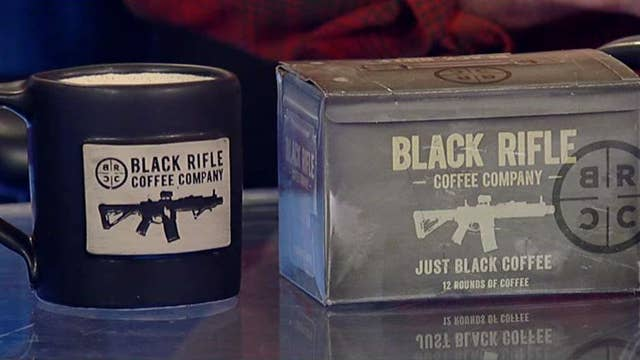 Black Rifle Coffee challenges Starbucks by pledging to hire veterans