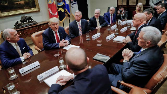 Aetna, United Healthcare and other CEOs react to Trump meeting