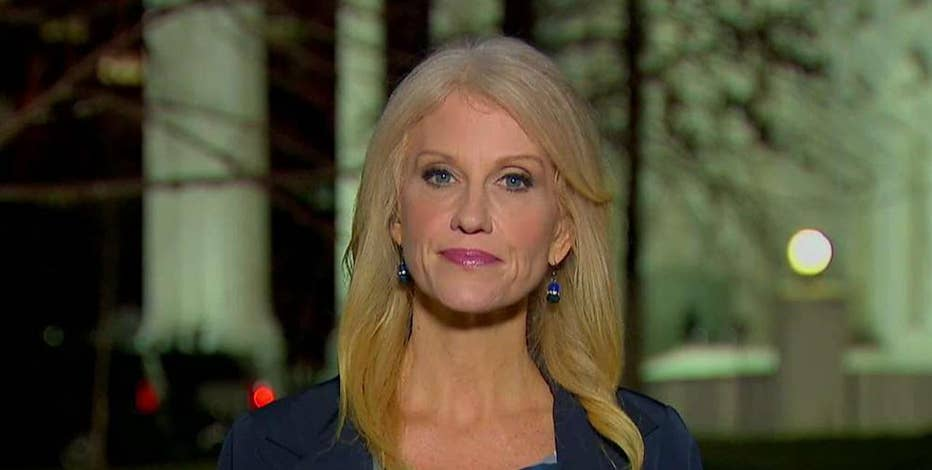 White House counselor Kellyanne Conway on the court battle over President Trump's executive order on immigration.