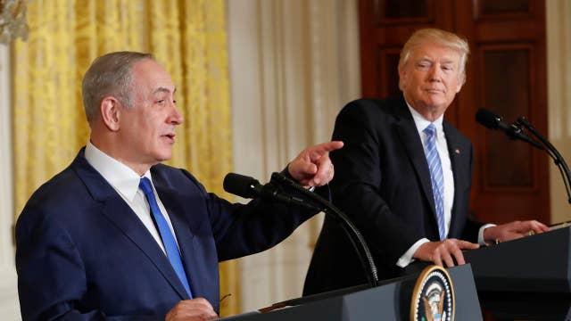 Benjamin Netanyahu: Israel has no better ally than the United States