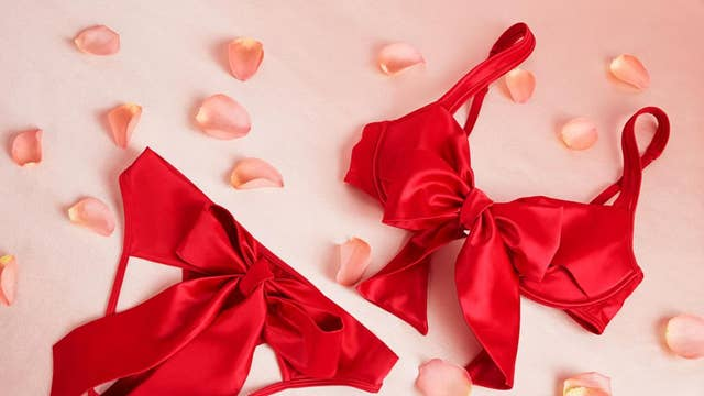 This Valentine's Day get the revealing truth about the lingerie business