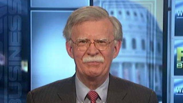 John Bolton asked about new role in Trump administration