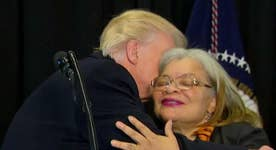 Trump offers thanks to Dr. Alveda King