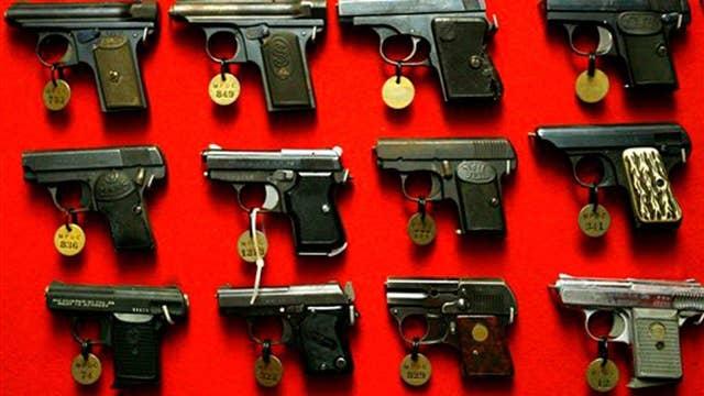 Reduce inner city crime with more guns, training?