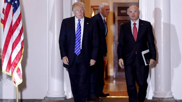 Will Trump's pick for labor secretary be confirmed?